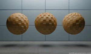 3d displacement direction map